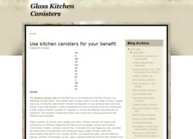 glasskitchencanisters.blogspot.com