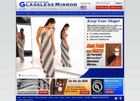 glasslessmirror.com