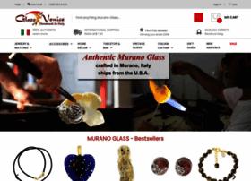glassofvenice.com