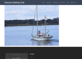 glassonsailing.co.uk