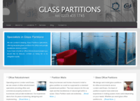 glasspartitions.org.uk