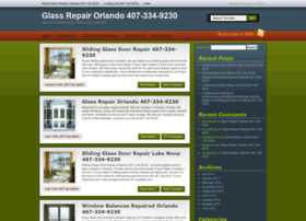 glassrepairorlando.com