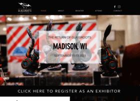 glassrootsartshow.com