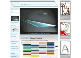 glassshelf.co.uk