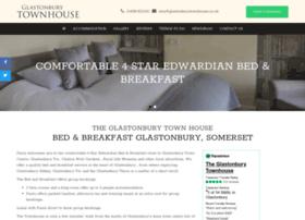 glastonburytownhouse.co.uk