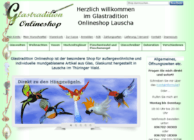 glastradition-onlineshop.de