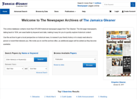 gleanerarchives.com