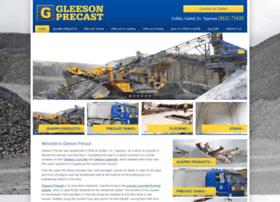 gleesonprecast.com