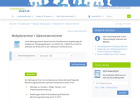 gleitzonenrechner.de