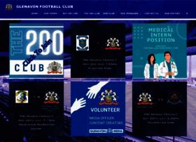 glenavonfc.com