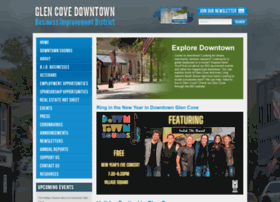 glencovedowntown.org