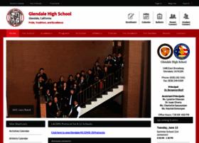 glendalehigh.com