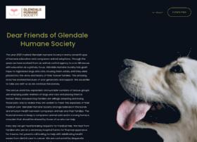 glendalehumane.org
