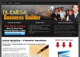 gleneskbusinessbuilder.com