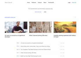 glennstovall.com