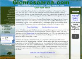 glenrosearea.com
