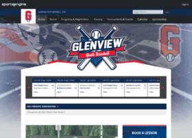 glenviewyouthbaseball.com