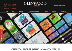 glenwoodlabel.com