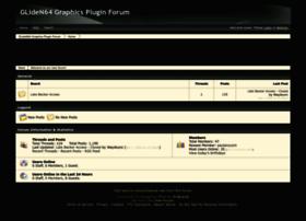 gliden64.boards.net
