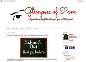 glimpsesofpam.blogspot.com