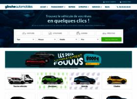 glinche-automobiles.com