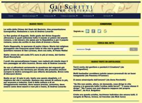 gliscritti.it