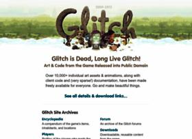 glitchthegame.com