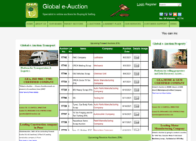global-eauction.com