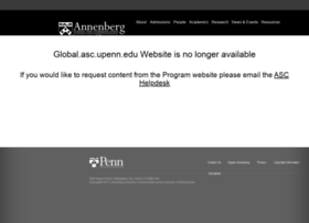 global.asc.upenn.edu