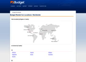 global.budget.com