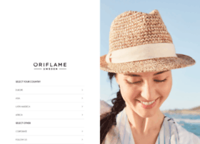 global.oriflame.com