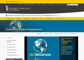 global.umaryland.edu