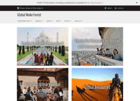 global.wfu.edu