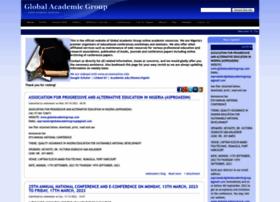 globalacademicgroup.com