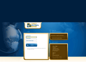 globalaccess.firstglobal-bank.com