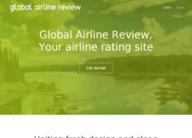 globalairlinereview.com