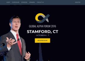 globalalphaforum.com