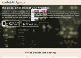 globalartagenda.com