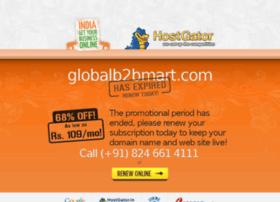 globalb2bmart.com