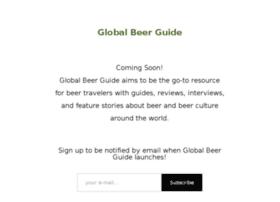 globalbeerguide.com