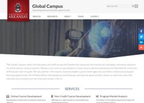 globalcampus.uark.edu