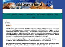 globalcancercareegypt-uk.com