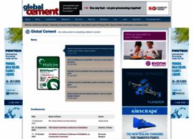 globalcement.com
