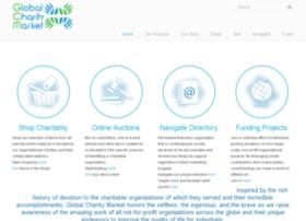 globalcharitymarket.com