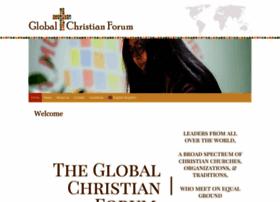 globalchristianforum.org