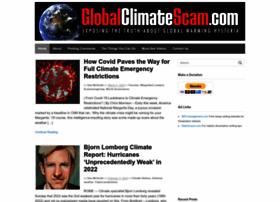 globalclimatescam.com