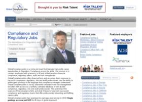 globalcompliancejobs.com