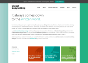 globalcopywriting.com