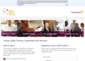 globaldigitaldelivery.astrazeneca.com