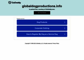 globaldogproductions.info